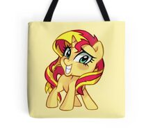 Sunset Shimmer Tote Bag
