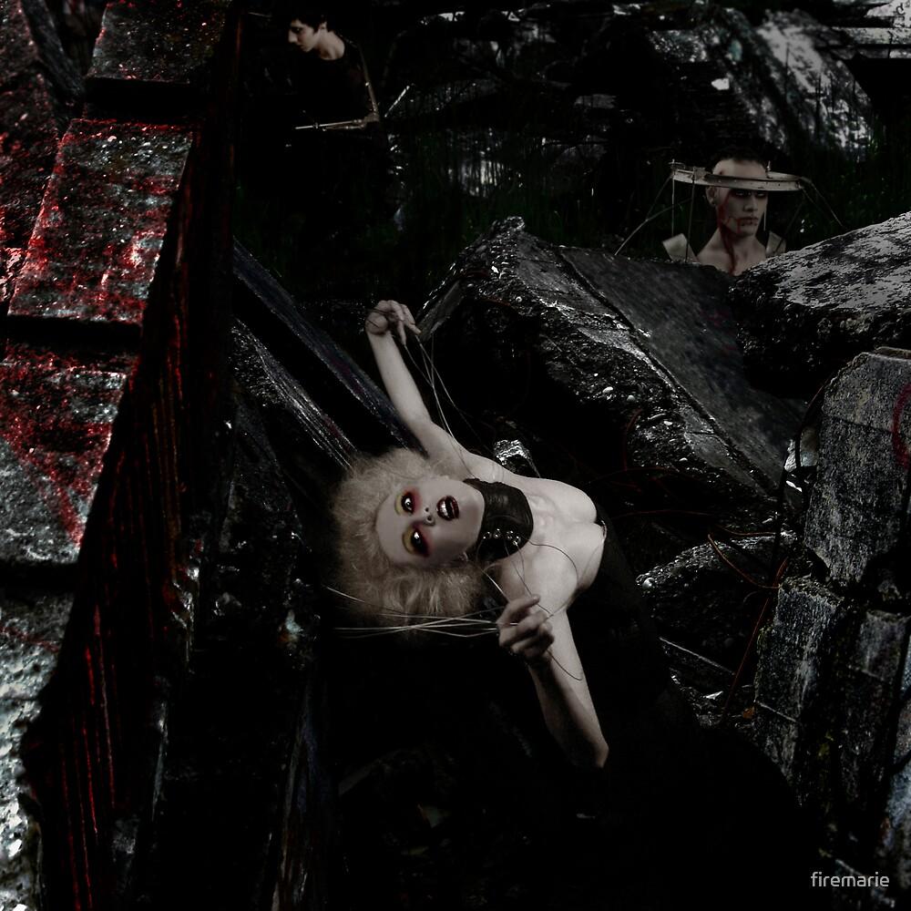Sanitarium by Marie Arneklev