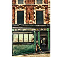 Castle Bar, Derry Photographic Print