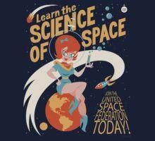 United Space Federation Kids Tee