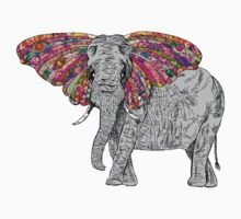 Bella The Happy Butterphant Kids Clothes
