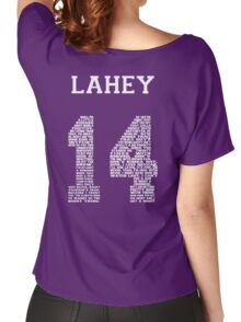 """Isaac """"Quote"""" Jersey Women's Relaxed Fit T-Shirt"""