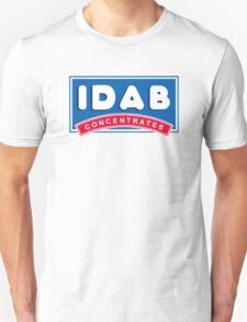 IDAB Concentrates Unisex T-Shirt