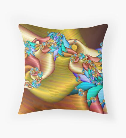 For Mother Throw Pillow