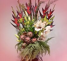 *Beautiful Bouquet at Luncheon* by EdsMum