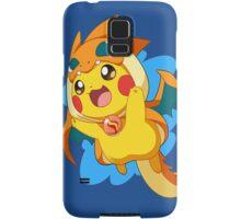 Cute Pikachu Samsung Galaxy Case/Skin