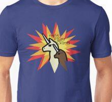 They Fight Crime - Llamacorn and Alpacacorn Unisex T-Shirt