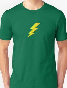 Lightening Bolt Super Character Cartoon T-Shirt Duvet T-Shirt