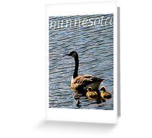 Land of Ten Thousand Lakes Greeting Card