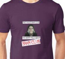 brain club Unisex T-Shirt