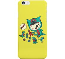 Tiny Monster iPhone Case/Skin