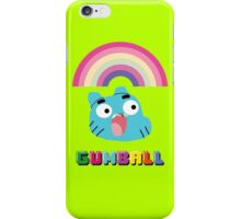 The Amazing World Of Gumball Face iPhone Case/Skin
