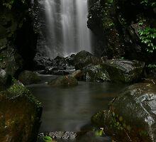 My Waterfall by Rodney Wallbridge