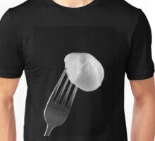 Mozzarella cheese Unisex T-Shirt