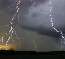 Close encounters of the Lightning kind by Rodney Wallbridge