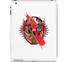 head motor iPad Case/Skin