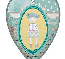 Carlalluna Sara Girl by Carlalluna