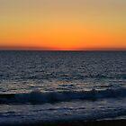 Sunset Scarborough Beach WA 3 by lightphotos