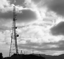 Mt Victoria Broadcasting by thelongwayround