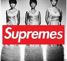 Supreme - The Supremes by AFTRE