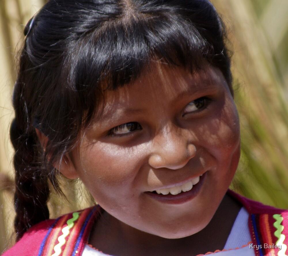 Little Miss Peru by Krys Bailey
