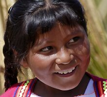 Little Miss Peru by Krys Bailey