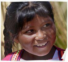 Little Miss Peru Poster