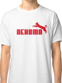 Nekoma - Red  Classic T-Shirt