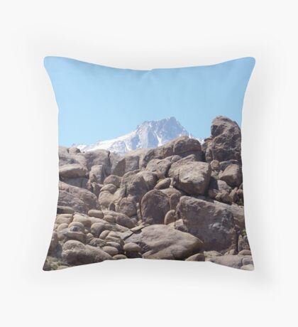 Humpty's Wall Throw Pillow