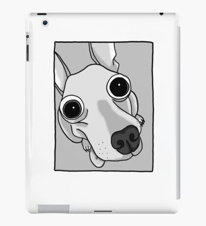 Funny Dog iPad Case/Skin