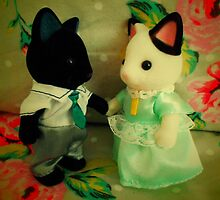 Sylvanian Families ~ Shall We Dance? by Forever Feline