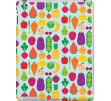 5 A Day Fruit & Vegetables iPad Case/Skin