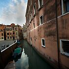 The Canal by Douzy