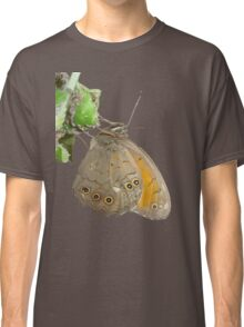 Meadow Brown Butterfly Feeding On Aphids Classic T-Shirt