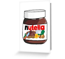 Love Nut Greeting Card