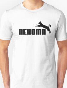 Nekoma Branding - Black  T-Shirt
