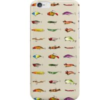 Lures iPhone Case/Skin