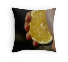 Squeeze Throw Pillow