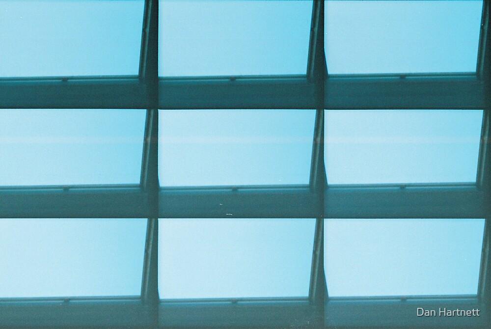 Blue Screen by Dan Hartnett