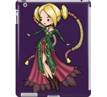 Celeste from Vainglory (No Background) iPad Case/Skin