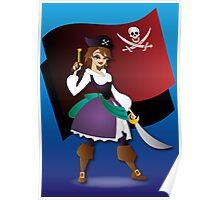 Twisted - Treasure Island Poster
