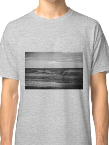 Find Light In The Beautiful Sea (mono) Classic T-Shirt