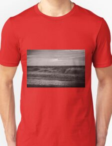 Find Light In The Beautiful Sea (mono) Unisex T-Shirt