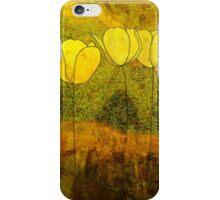 Yellow Flowers II iPhone Case/Skin