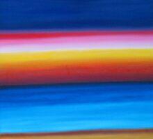 Sunset Beach by Nicole Whittaker