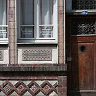 Just near the double doors... by Pascale Baud