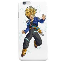 Trunks SSJ1  iPhone Case/Skin