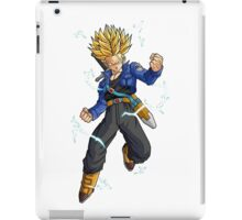 Trunks SSJ1  iPad Case/Skin