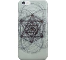 Evolutionary roughly Sketched iPhone Case/Skin