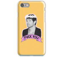 F*** you Misha Collins - 01 iPhone Case/Skin